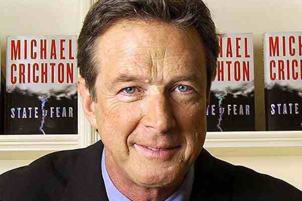 Michael Crichton con State of Fear