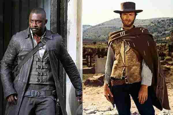 ¿Cuál crees que da más el pego como pistolero, Idris o Clint?
