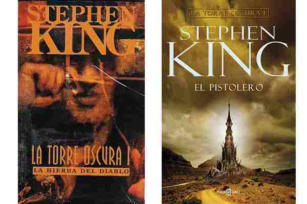 La Torre Oscura I. El pistolero. La edición original y la corregida.